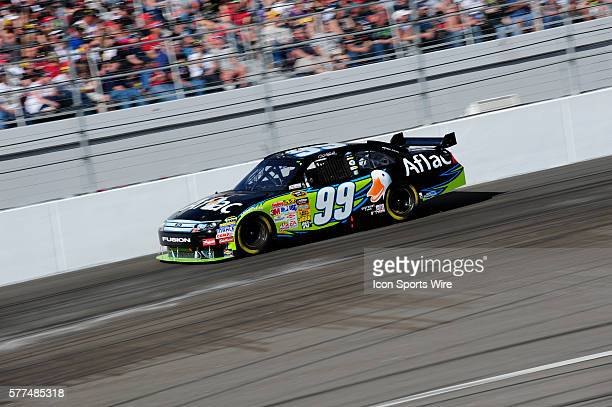 Carl Edwards Roush Fenway Racing Ford Taurus during the Shelby 427 Sprint Cup Series race at Las Vegas Motor Speedway in Las Vegas NV