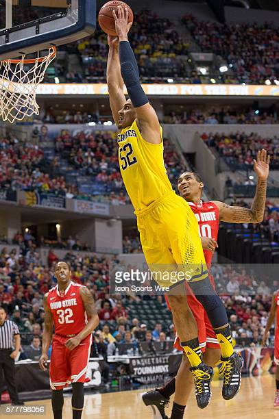 Image result for michigan jordan morgan