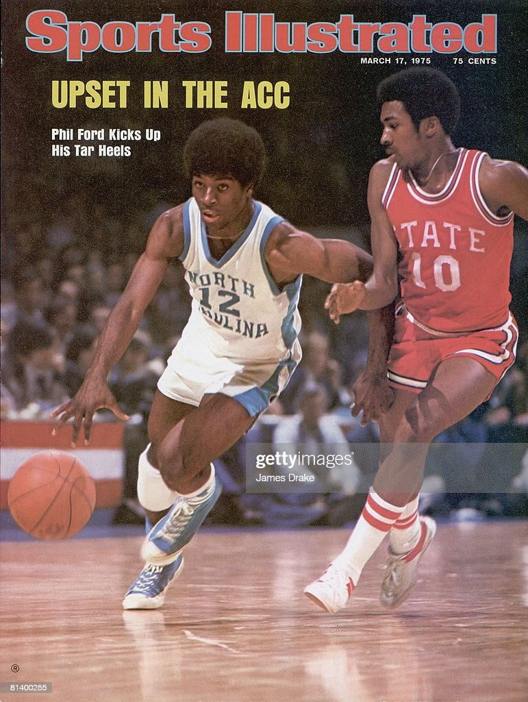 UNC Phil Ford 1975 ACC Tournament
