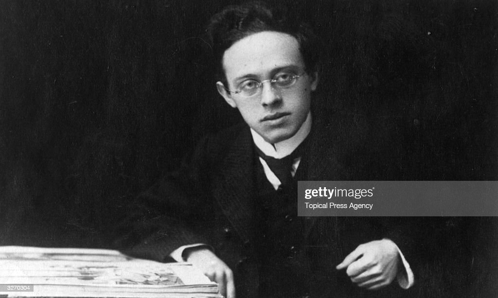 Karl Berngardovich Radek (1885 - 1939 ), Russian journalist, Bolshevik leader and leading member of the Communist International, editor of Pravda and rector of the Sun Yatsen Chinese university in Moscow. He died in a labour camp.