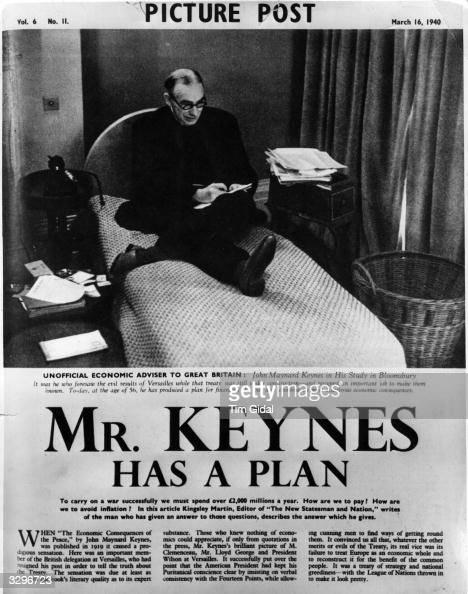 john maynard keynes essays