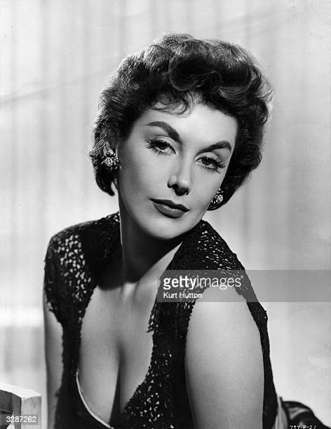 British film actress Kay Kendall Original Publication Picture Post 6469 Frenchman's Guide to our Girls pub 1953