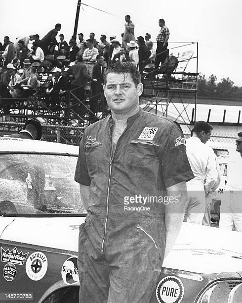 """DeWayne """"Tiny"""" Lund drove seven NASCAR Cup races for the Wood Brothers of Stuart VA at the beginning of the year subbing for their regular driver..."""