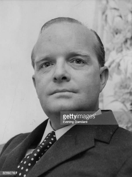 Truman Capote US novelist and journalist