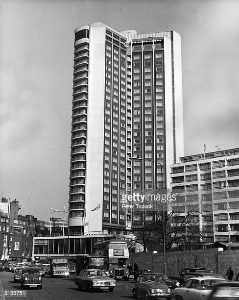 The Hilton hotel in Park Lane London