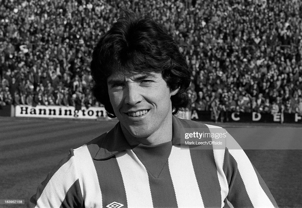 20 March 1976 English Football League Division Three Brighton and Hove Albion v Swindon Town Brighton defender Joe Kinnear