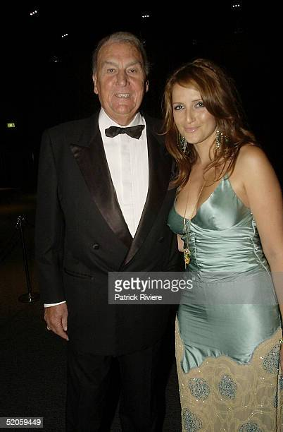15 March 2004 Radio presenters JOHN LAWS and BIANCA DYE The Best of The Best 2004 charity fundraiser for the Mission Australia Foundation staged...