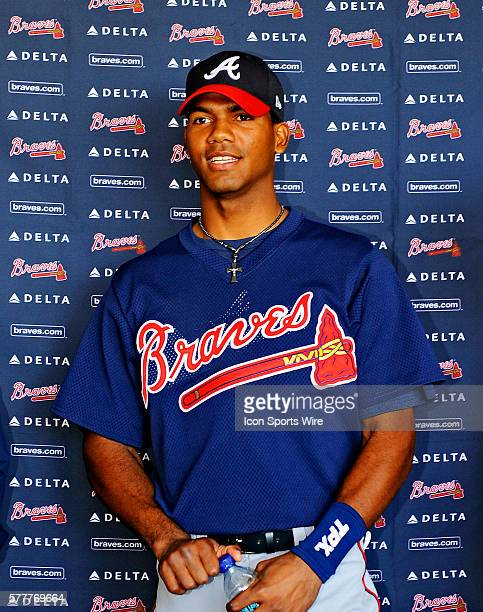 The Atlanta Braves introduce shortstop prospect Edward Salcedo after signing a freeagent contract The Dominican Republic native is considered one of...