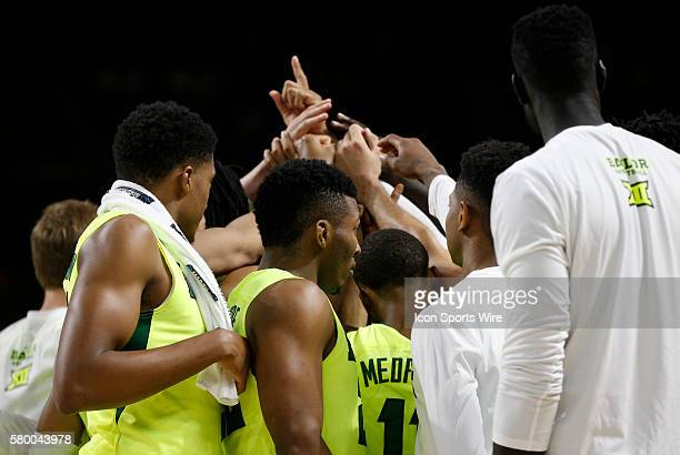 Baylor huddles up The Yale Bulldogs defeated the Baylor Bears 7975 in the first round of the NCAA Division 1 men's basketball tournament at the...
