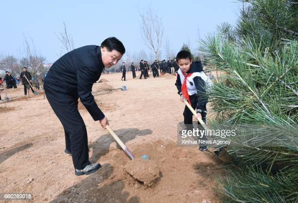 BEIJING March 29 2017 Liu Yunshan a member of the Standing Committee of the Political Bureau of the Communist Party of China Central Committee...