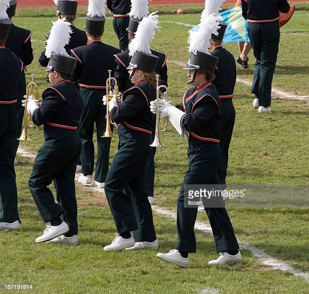 Banda che marcia