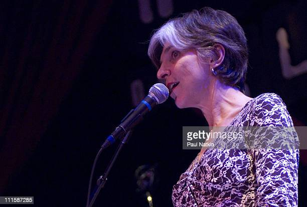 Marcia Ball during Marcia Ball in Concert at The House of Blues in Chicago for the Koko Taylor Benefit November 19 2006 at House of Blues in Chicago...