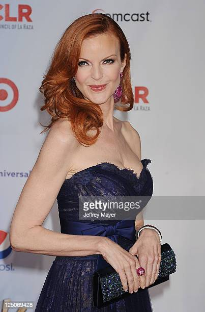 Marcia Cross attends the 2011 NCR ALMA Awards at Santa Monica Civic Auditorium on September 10 2011 in Santa Monica California