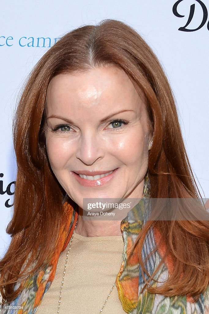 Marcia Cross attends the Children's Justice Campaign event on May 12, 2015 in Beverly Hills, California.