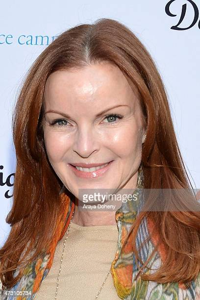 Marcia Cross attends the Children's Justice Campaign event on May 12 2015 in Beverly Hills California