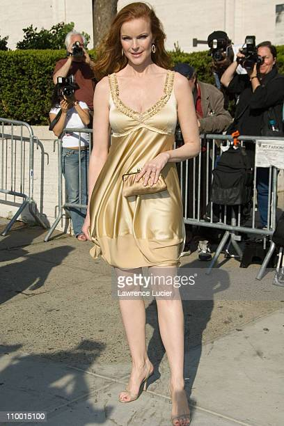 Marcia Cross during 2007 ABC Network UpFront at Lincoln Center in New York City New York United States