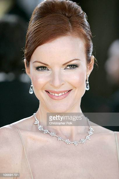 Marcia Cross during 31st Annual People's Choice Awards Arrivals at Pasadena Civic Auditorium in Pasadena California United States