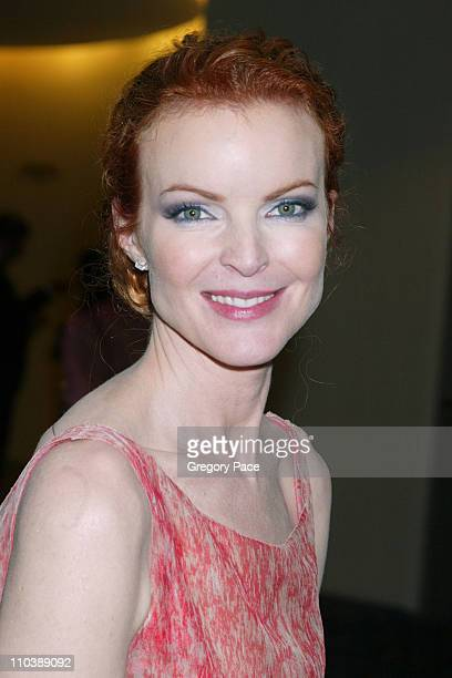 Marcia Cross during 59th Annual Tony Awards After Party at Marriott Marquis in New York City New York United States