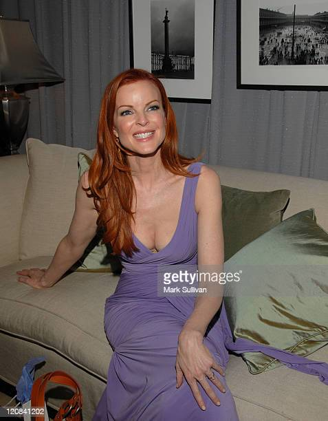 Marcia Cross in Backstage Creations Talent Retreat
