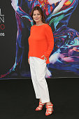 Marcia Gay Harden attends 'Code Black' Photocall as part of the 56th Monte Carlo Tv Festival at the Grimaldi Forum on June 15 2016 in MonteCarlo...
