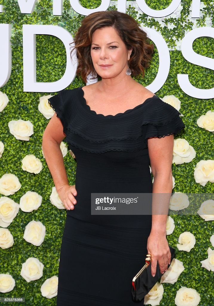 Marcia Gay Harden attends the 2017 Summer TCA Tour - CBS Television Studios' Summer Soiree on August 01 in Studio City, California.