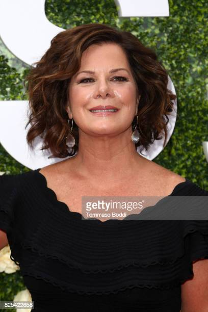 Marcia Gay Harden attends the 2017 Summer TCA Tour CBS Television Studios' Summer Soiree at CBS Studios Radford on August 1 2017 in Studio City...
