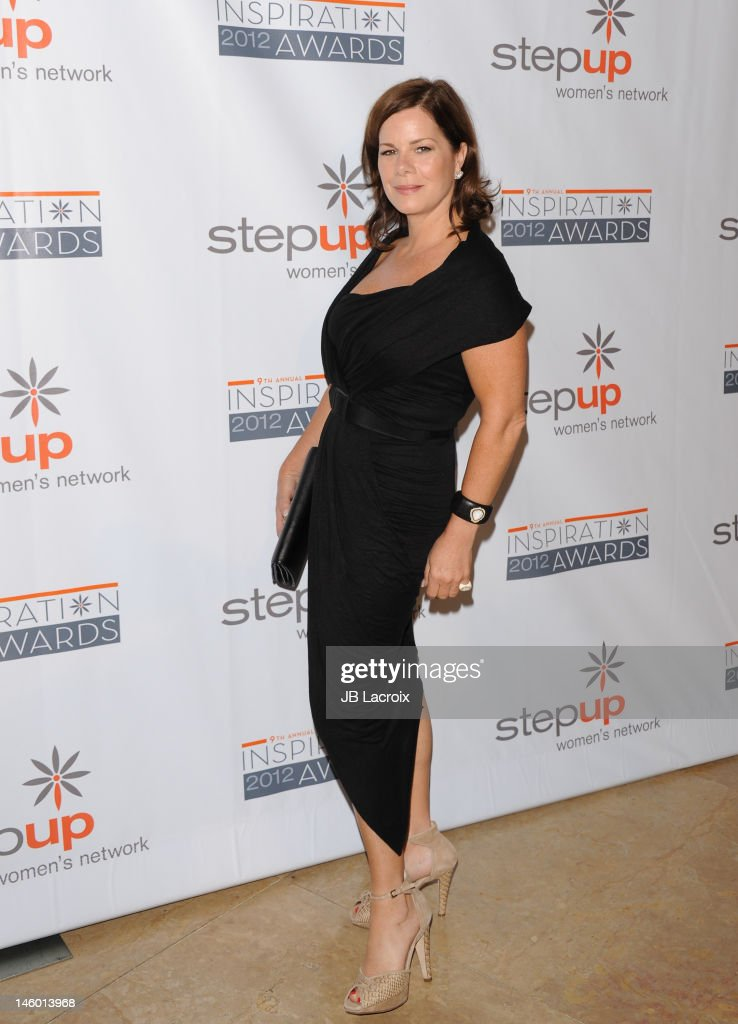 Marcia Gay Harden attends the StepUp Women's Network 9th Annual Inspiration Awards at The Beverly Hilton Hotel on June 8, 2012 in Beverly Hills, California.