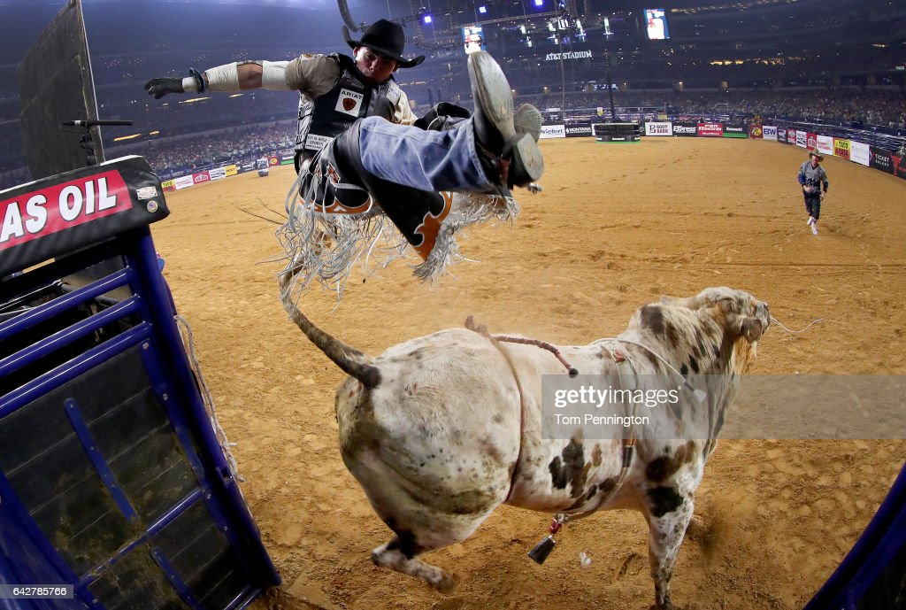 8 Seconds of Glory - Riding Atop a Bucking Bull