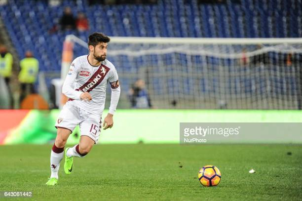Marco Benassi during serie A tim between ROMA vs TORINO in Roma on February 20 2016