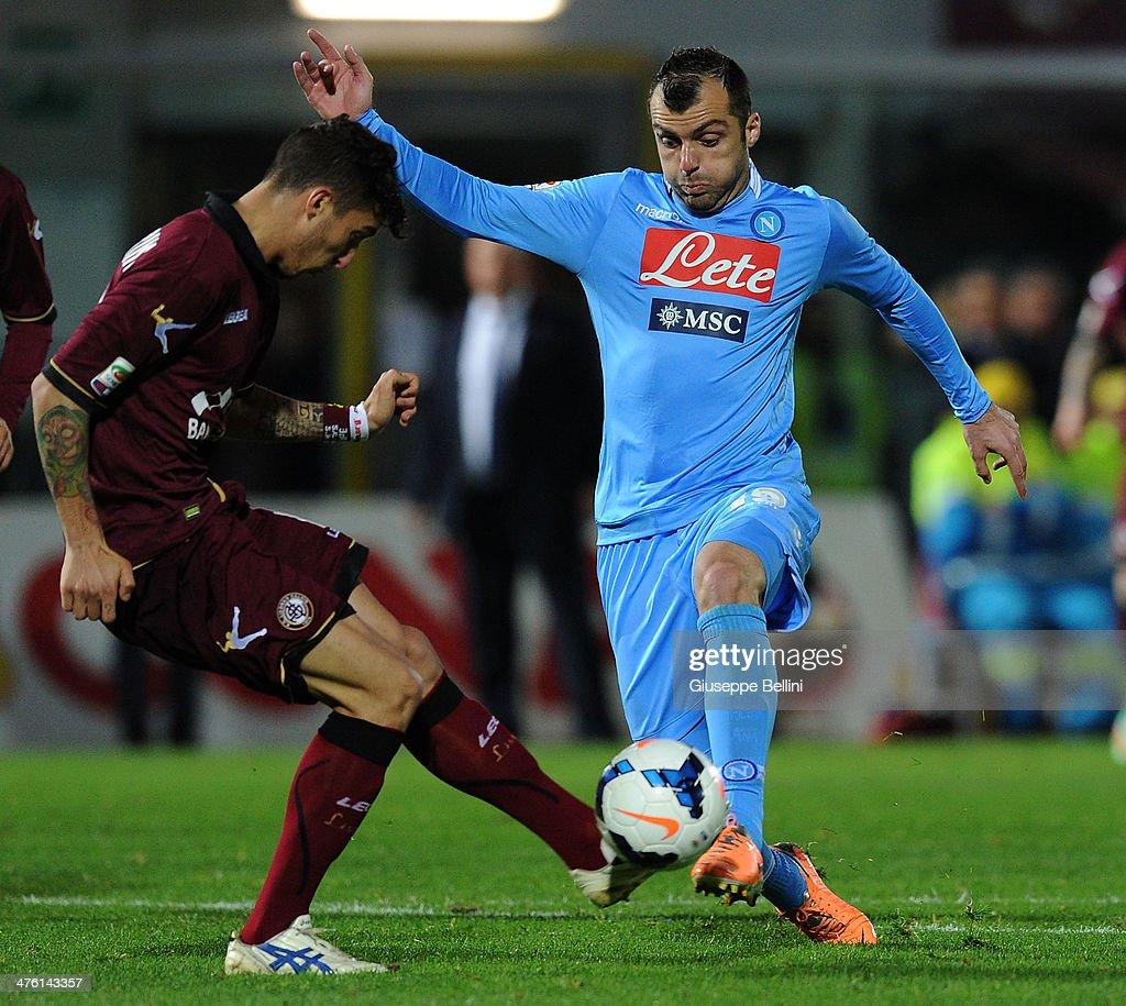 AS Livorno Calcio v SSC Napoli Serie A s and