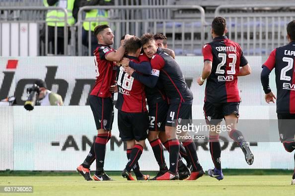 Cagliari Calcio v Genoa CFC - Serie A : News Photo