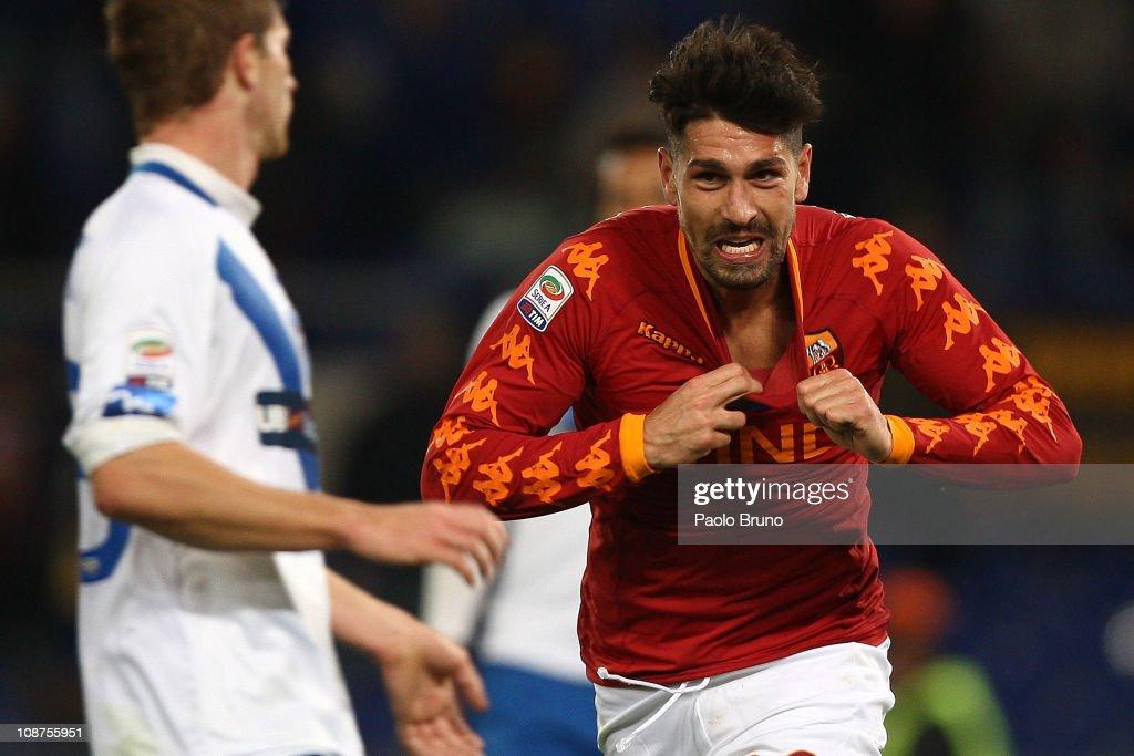 AS Roma v Brescia Calcio - Serie A