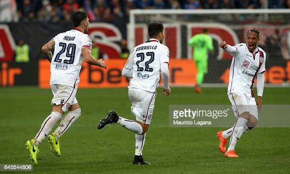 FC Crotone v Cagliari Calcio - Serie A : News Photo