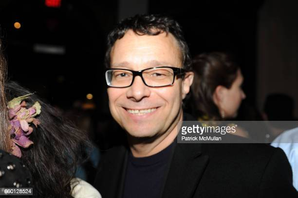 Marco Brambilla attends ROGER PADILHA MAURICIO PADILHA Celebrate Their Rizzoli Publication THE STEPHEN SPROUSE BOOK Hosted by DEBBIE HARRY And TERI...