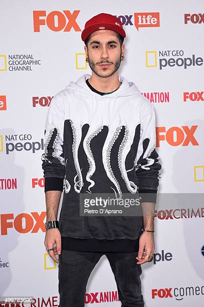 Marco Cappai attends the Fox Channels Party at Palazzo Del Ghiaccio on December 2 2015 in Milan Italy