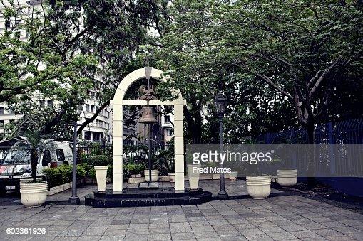 Marco da Paz - Pátio do Colégio - The College Courtyard
