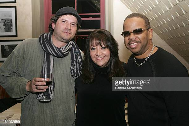 Marco D'Ambrosio Doreen Ringer Ross and Terence Blanchard