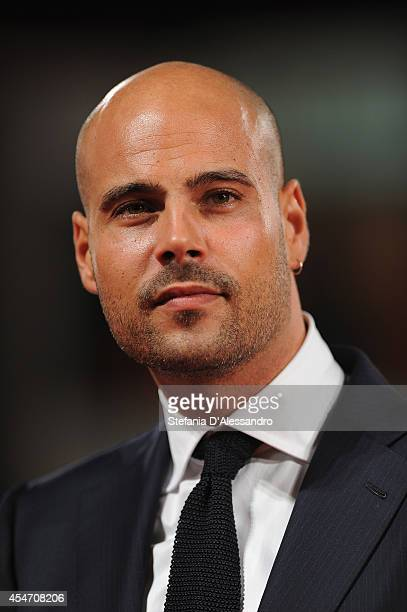 Marco D'Amore attends 'Perez' Premiere during the 71st Venice Film Festiva on September 5 2014 in Venice Italy