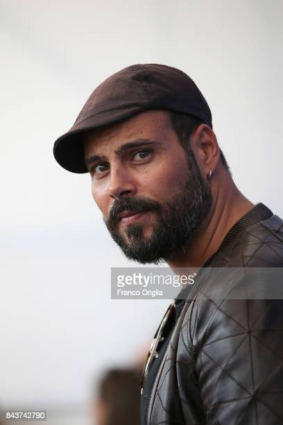 Marco D'Amore attends the 'Brutti E Cattivi' photocall during the 74th Venice Film Festival at Sala Casino on September 7 2017 in Venice Italy