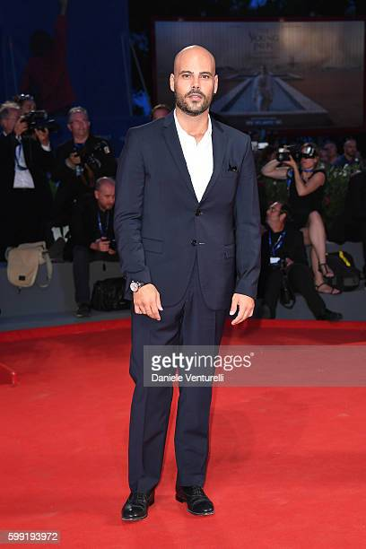 Marco D'Amore attends the Kineo Diamanti Award Ceremony during the 73rd Venice Film Festival on September 4 2016 in Venice Italy