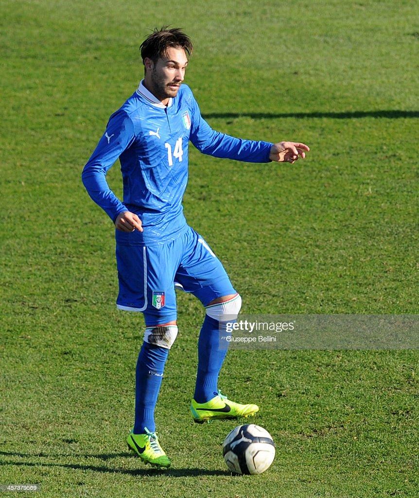 Italy U21 v B Italia
