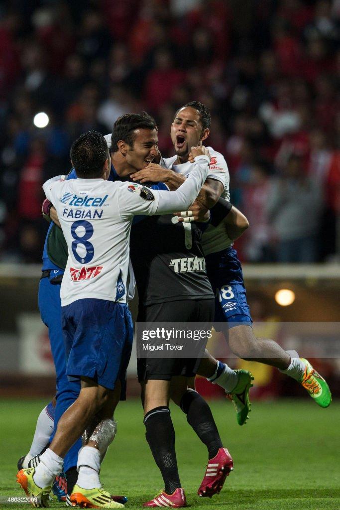 Toluca v Cruz Azul - CONCACAF Champions League