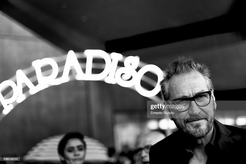 Marco Giallini attends the Nastri D'Argento 2016 Award Nominations at Maxxi Museum on May 31, 2016 in Rome, Italy.