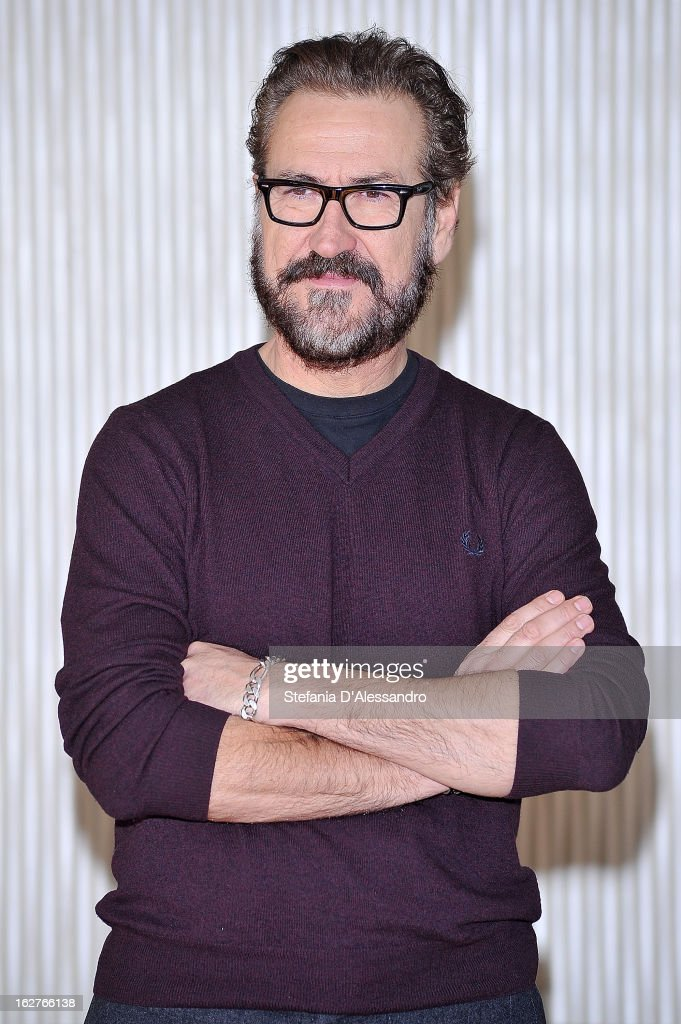 Marco Giallini attends 'Tutti Contro Tutti' Photocall on February 26, 2013 in Milan, Italy.
