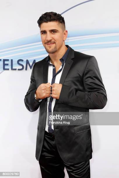 Marco Huck attends the 'Bertelsmann Summer Party' at Bertelsmann Repraesentanz on June 22 2017 in Berlin Germany