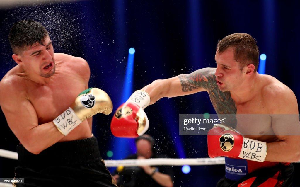 Marco Huck v Mairis Briedis - WBC Cruiserweight World Championship