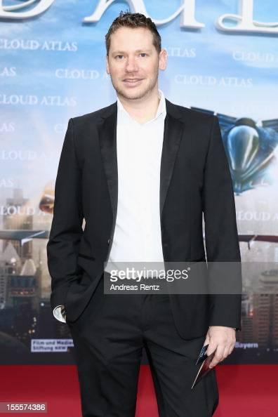 Marco Kreuzpaintner attends the 'Cloud Atlas' Germany Premiere at CineStar on November 5 2012 in Berlin Germany