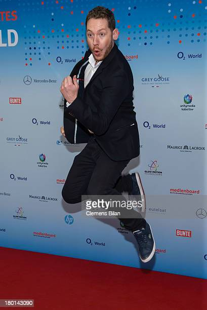 Marco Kreuzpaintner attends the Medianight at O2 World on September 9 2013 in Berlin Germany
