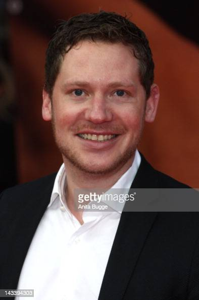 Marco Kreuzpaintner attends the 'The Lucky One' Germany premiere at CineStar movie theater on April 25 2012 in Berlin Germany