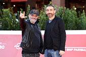 Manetti Bros Red Carpet - 16th Rome Film Fest 2021